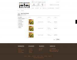 OnegShabatDelivery - доставка продуктов в Шабат